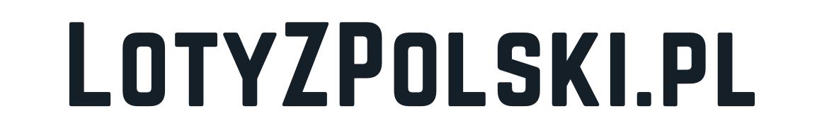 Loty z Polski